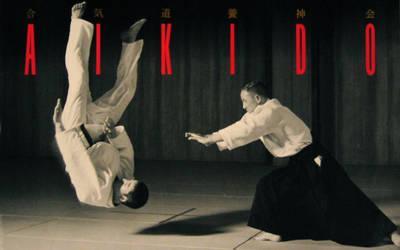 Yoshinkan Aikido Gozo Shioda by dnaspark99