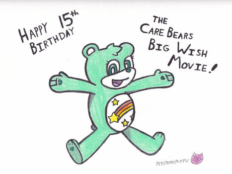 Happy 15th Birthday Big Wish Movie!