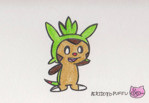 Pokemon Month 2021 - Chespin