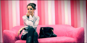 Giedre And Pink Room