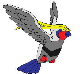 Slashmark the Pidgeot by Scourgethedestron