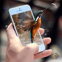 3D Pop Out Effect - Photoshop Tutorial