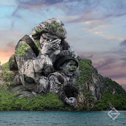Island Manipulation - Photo Manipulation Tutorial