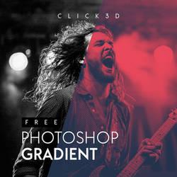 Photoshop Gradient Free Download #Gradient01