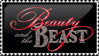 beauty and he Beast stamp 03