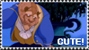 Beauty and he Beast stamp 10 by UDeeN