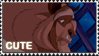 Beauty and he Beast stamp 12 by UDeeN