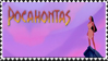 Pocahontas Stamp: Rock title by UDeeN