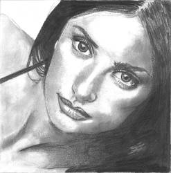 Celebrity Portraits 1 by UDeeN