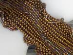 Aztec Gold Ripple Bracelet by MyFairLadyVT4