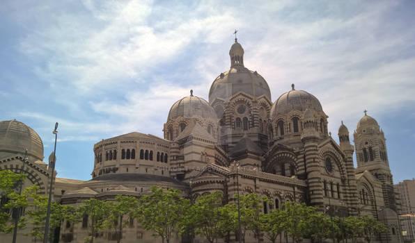 la major Marseille-Joliette