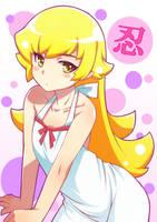 Bakemonogatari Second season!-Shinobu by makumaxu