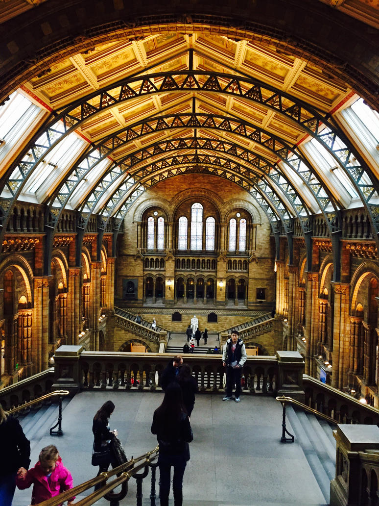 Natural History Museum. by iistel