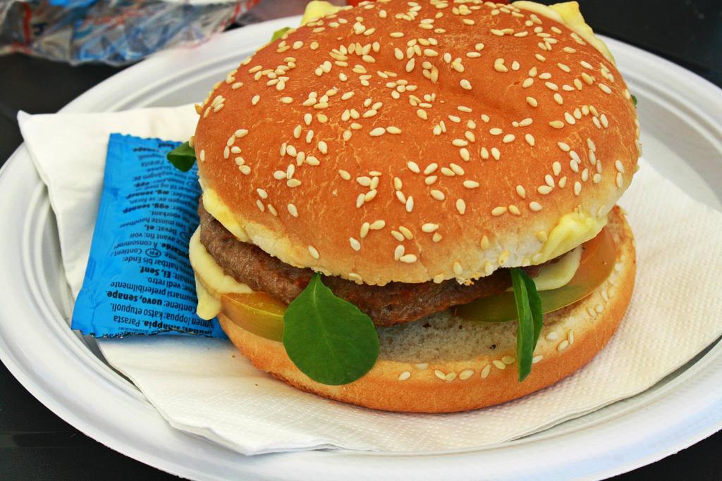 American Beef Burger by iistel