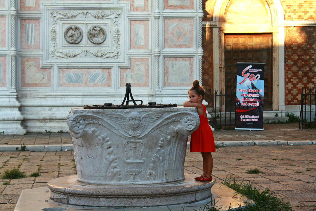 Plazza San Marco aka St Mark's square Venice by iistel