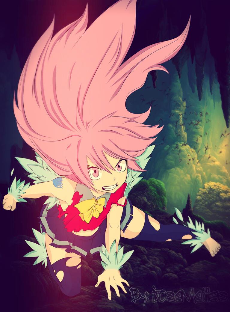 Fairy Tail 376 Wendy Marvell Dragon Force By JoseMejiias