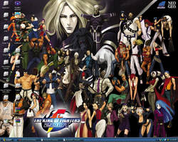 King Of Fighters Fever by ronso