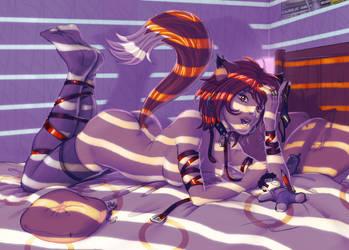 Delos colored by Soumakyo by Pablocomics
