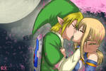 Link and Lucy Heartfilia Request 2