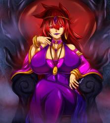 Commission - Queen Susana