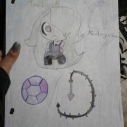 Amethyst fan art  by RaeRae120