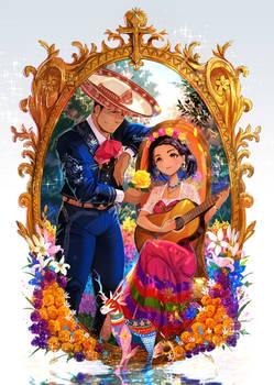 El canto, la flor y el alebrije