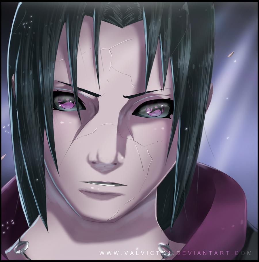 Itachi+Sasuke vs kabutomaru by valvicto4 - itachi_sasuke_vs_kabutomaru_by_valvicto4-d4umakg