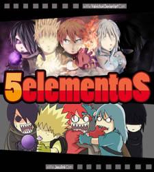 5 Elementos Wallpaper by valvicto4
