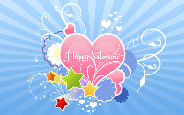 Happy Valentine by Oursine