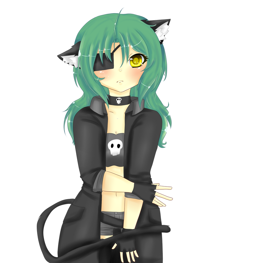 slightly old drawing of Iorei by HomuGay