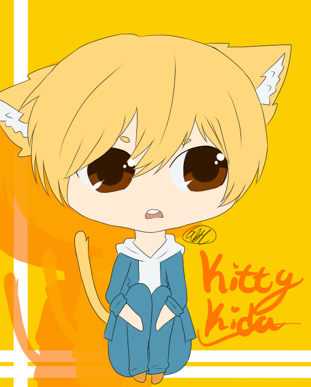 Kitty Masaomi by HomuGay