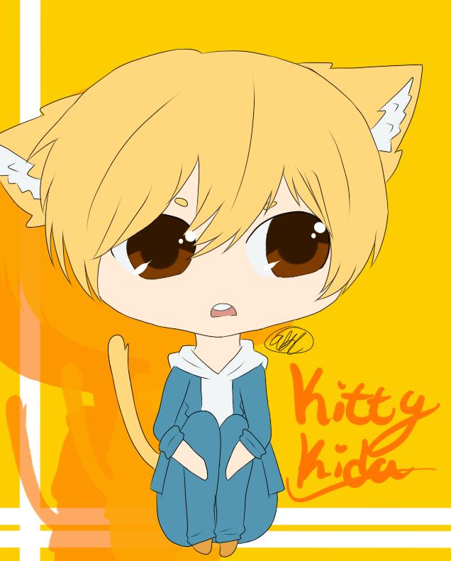 Kitty Masaomi by HomuGay