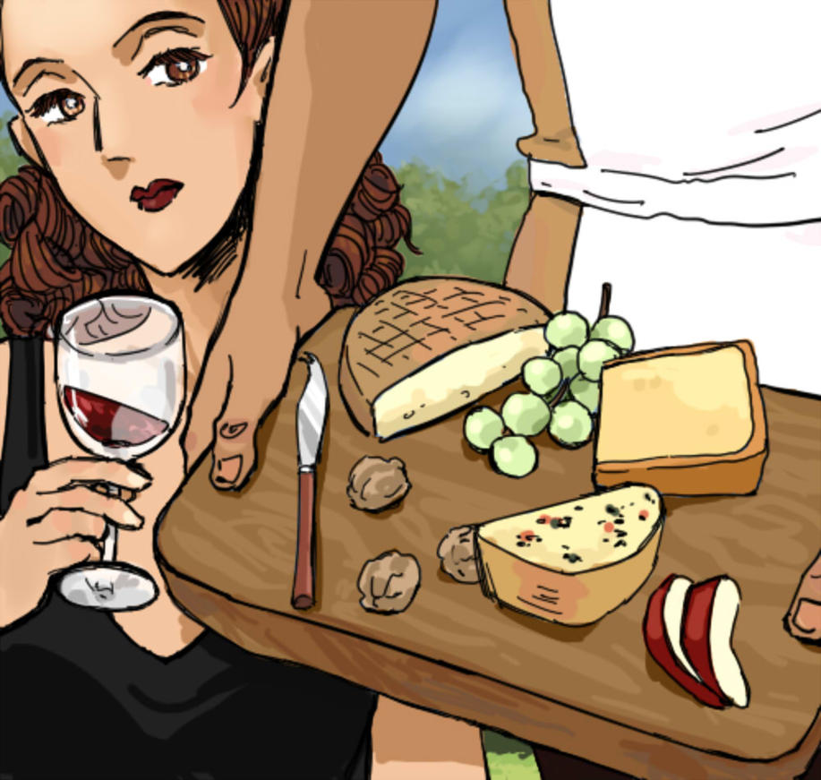 L'assiette by chocoblanc