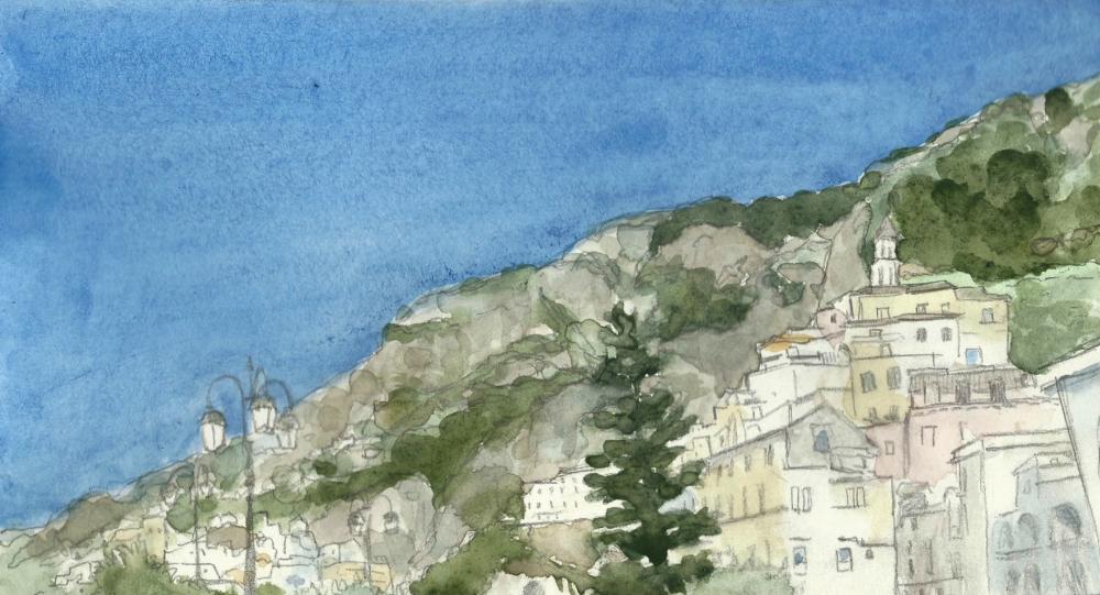 Amalfi by chocoblanc