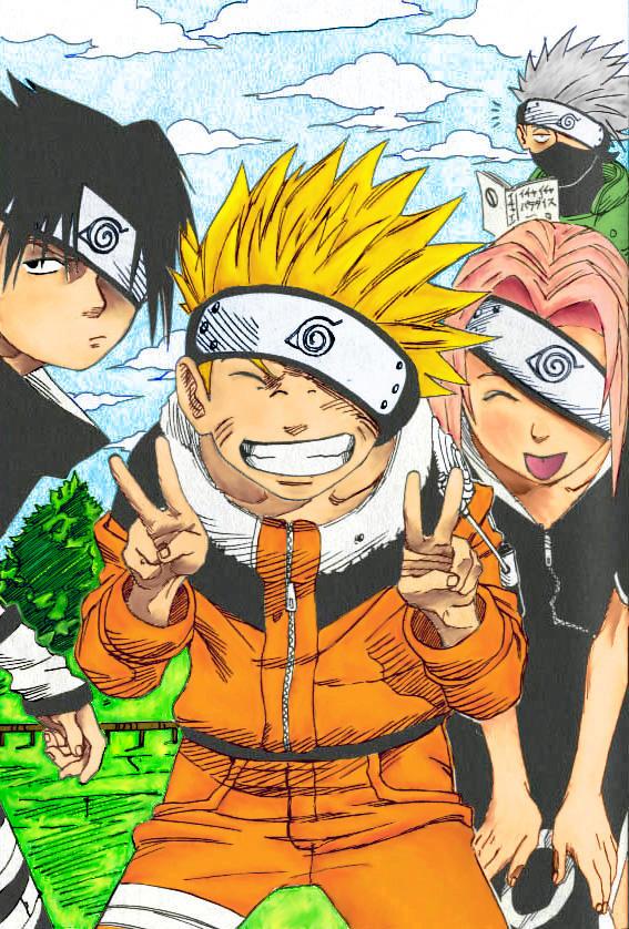 Kakashi X Naruto Yaoi