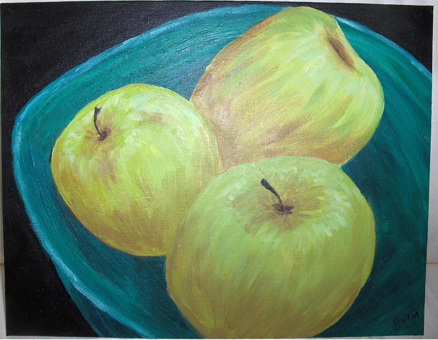 Kevin's Eaten Apples by Zanowin