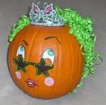 Movie Star Pumpkin