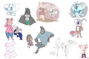 Sing Sketches