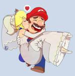 Grazie mille, Mario!