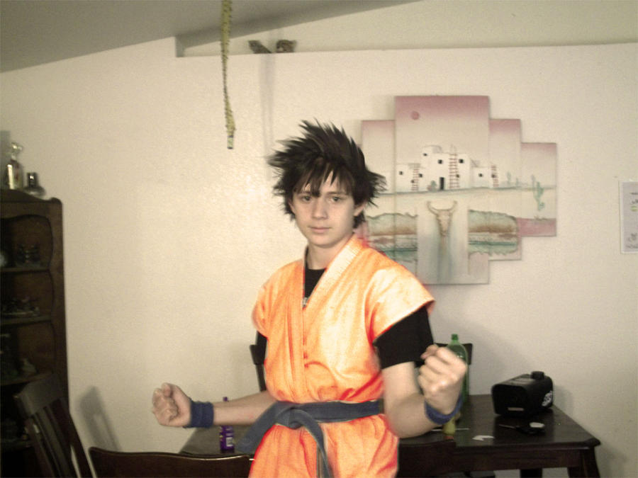 Goku Haircut Related Keywords & Suggestions - Goku Haircut ...