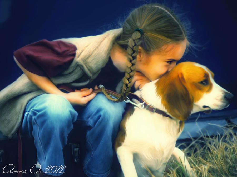 True Friends by 093374