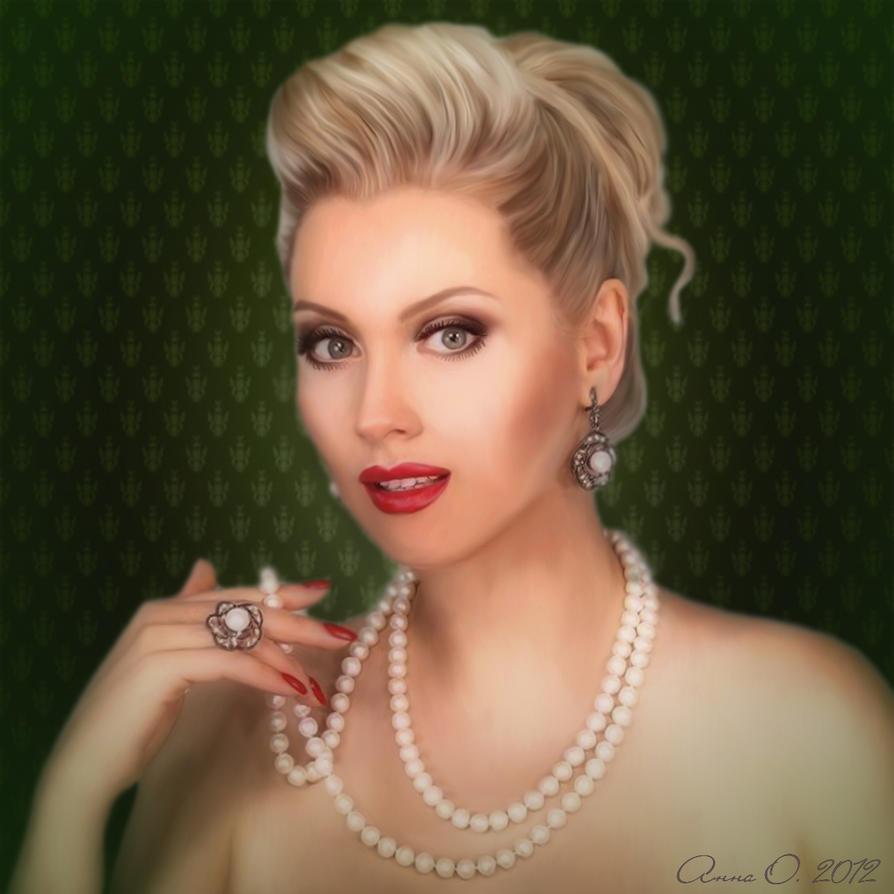Лена ленина фото макияж