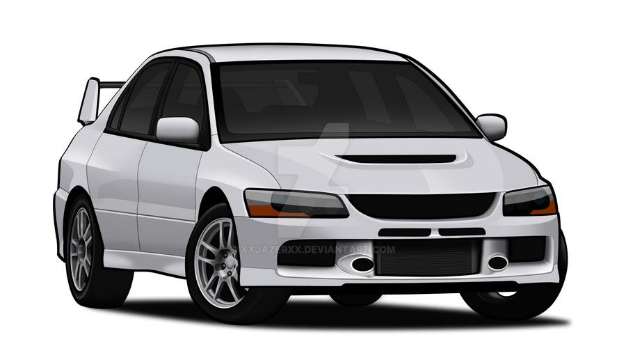 Lancer Gt 2018 >> Lancer Evo CarToon by xxjazerxx on DeviantArt