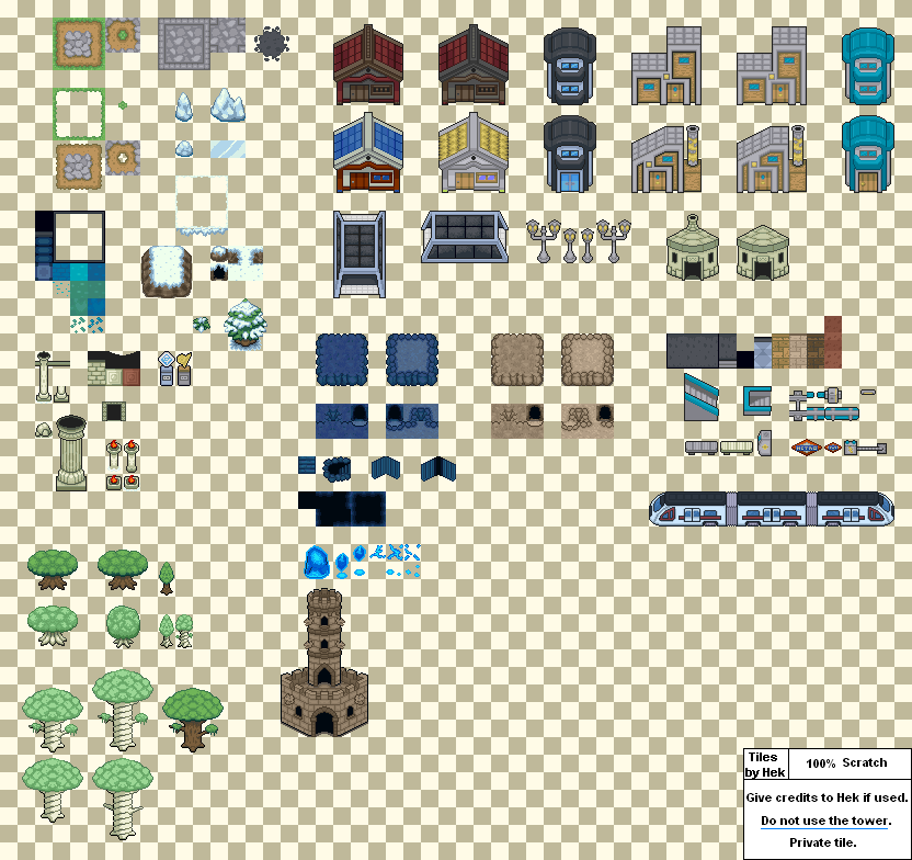 Rpg Maker Xp World Map Tileset - paradisesetiopolis