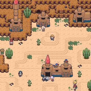 Desert Test by Hek-el-grande