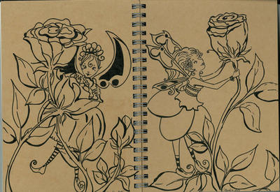 Fairy Book by Harue-YA