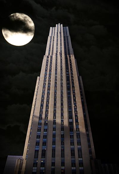 Gotham by Pasos