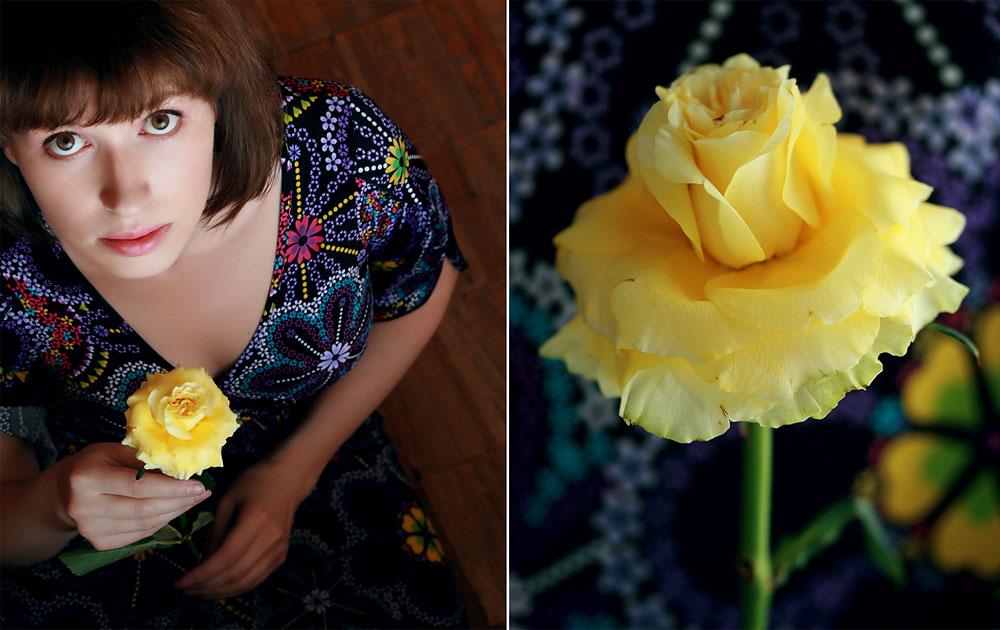 Yellow_flower by NoDate