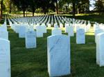 Veteran's Cemetery in Alton