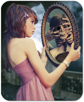 Mirror Monster Tell-Tale